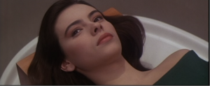 Mathilda May in LIFEFORCE 1985