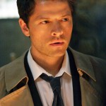 Misha Collins is Angel Castiel