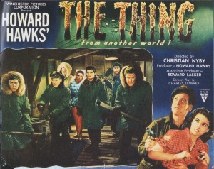 THE THING 1951