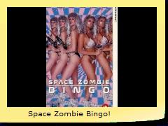Space Zombie Bingo!
