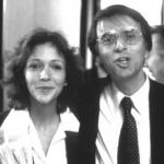Ann Druyan and Carl Sagan