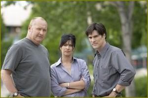 Randy Quaid, Nancy McKeon and Thomas Gibson