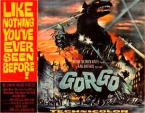 怪獣ゴルゴ GORGO