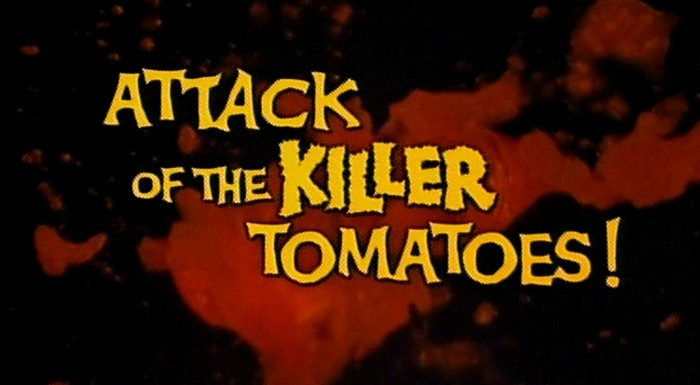 Attack of the Killer Tomatoes! 1978