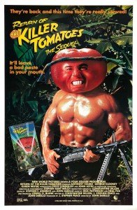 Return of the Killer Tomatoes! 1988