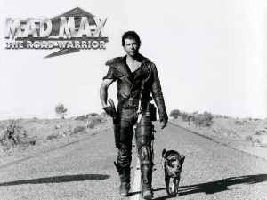 MAD MAX and his Dog.