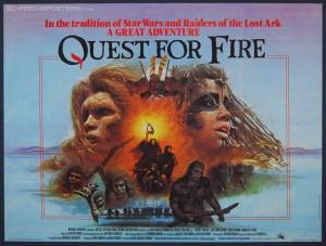 人類創世 Quest for Fire La Guerre du feu 1981
