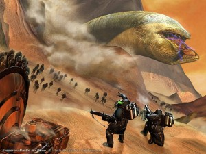 Arrakis sandworms!!