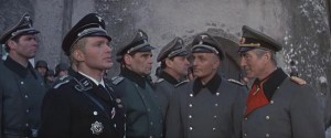 Derren Nesbitt in Where Eagles Dare