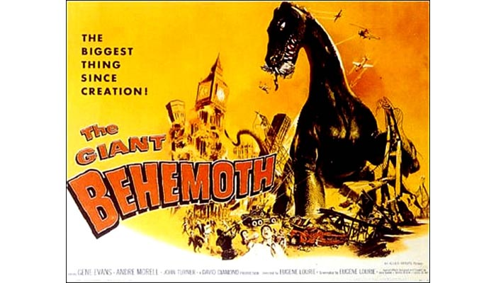 Behemoth the Sea Monster 1959