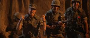 James Karen in Invaders from Mars 1986