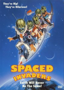 Spaced Invaders 1990